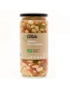 Alubias verduras CARLOTA...