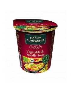 Yatecomo asia noodles con...
