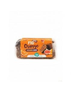 Vegan cake higos naranja...
