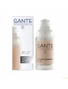 Maquillaje 01 soft cream...