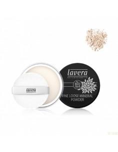 Maquillaje polvo fino LAVERA